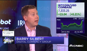 Digital Currency Group CEO: Bitcoin Has Hit The Bottom for The Year